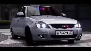 Приора в GTA V