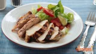 Chicken Recipes - How To Make Marinated Grilled Chicken