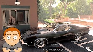 Mafia 3 Pc Uncapped GTX 1080 1440p Maxed Out Frame Rate Performance Test