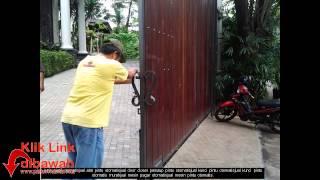 Mesin Pintu Gerbang Pagar Otomatis | MesinPAGAR.Com Thumbnail