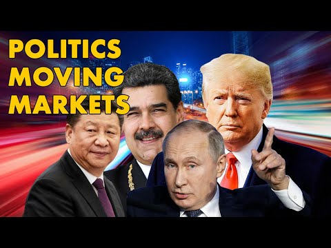 When Geopolitics Moves The Stock Markets (w/ David Metzner)