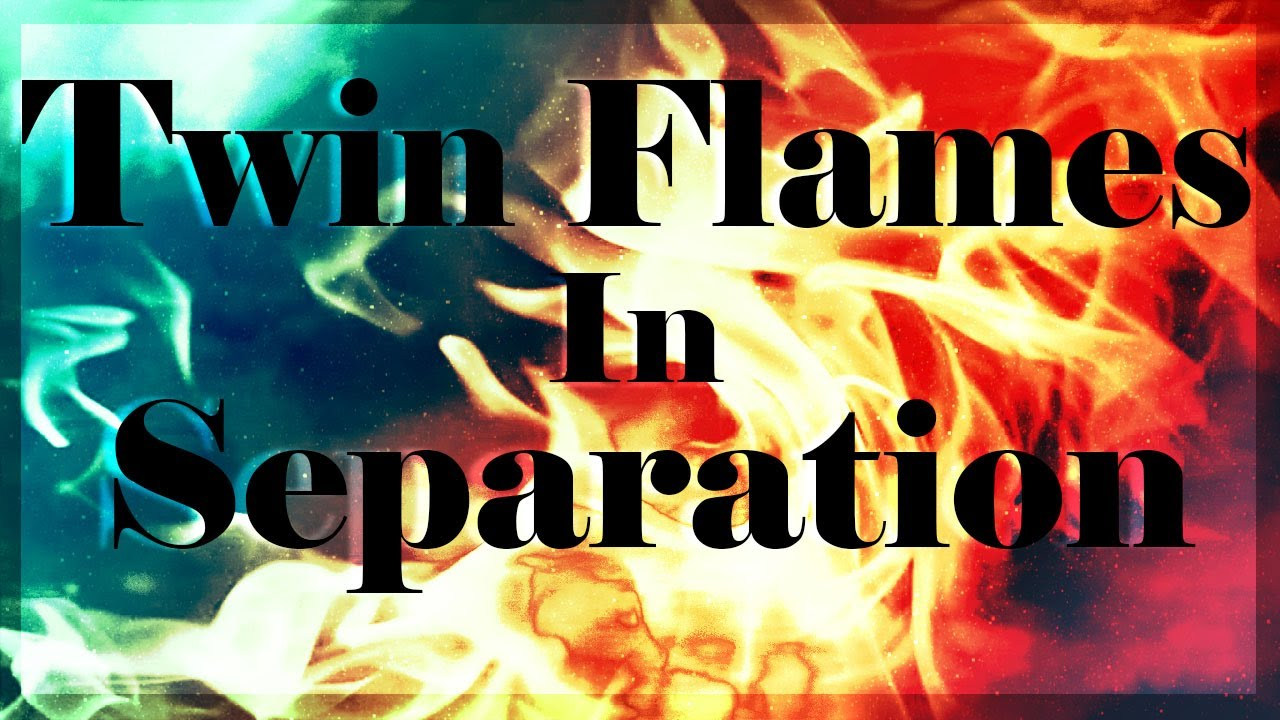 TWIN FLAMES 🔥 IN SEPARATION 💔 TAROT CARD READING
