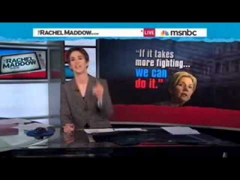"""Maddow: """"Dean Heller only poor sap...to vote to kill Medicare twice"""" & features AUFC ad"""