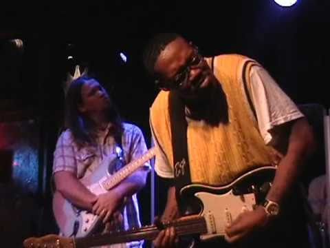 Eric Gales - Little Wing at BB King's in...