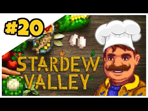 The MasterChef Challenge Ep. 20  THE DESERT and GEORGES BIG ACCIDENT! - Stardew Valley