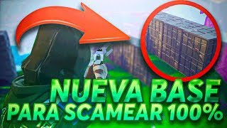 🔥NEW BASE for SCAMEAR, 99.99% DO NOT KNOW #5🔥 - Fortnite Save the World