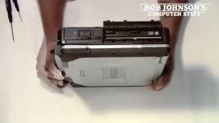 How to Install the DVD-ROM/CDRW in a Panasonic Toughbook CF-30