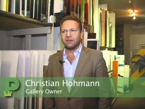 Christian Hohmann presents Works by Armin MuellerStahl
