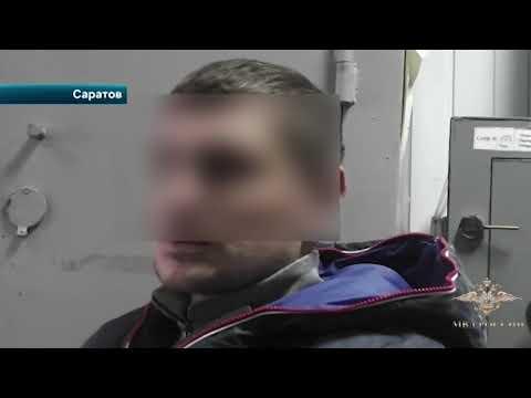 В Саратове полицейские поймали поджигателей аптеки