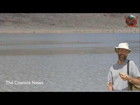 Mystery of Death Valley's 'Sailing Stones' Solved mp4