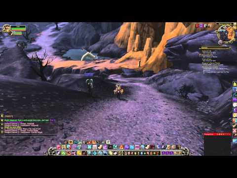 How to Get to Frostfire Ridge as Alliance (Warlords of Draenor)