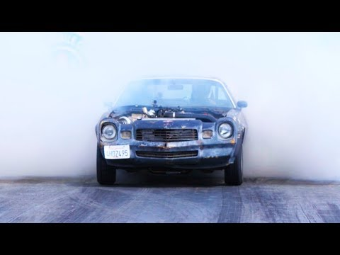 How to put on a Smoke Show | Hot Rod Garage