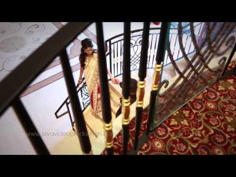 Wedding Reception - At Scarborugh Convention Centre - Prakash & Abi