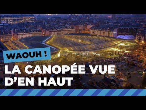 Les Halles : le nouveau coeur de Paris
