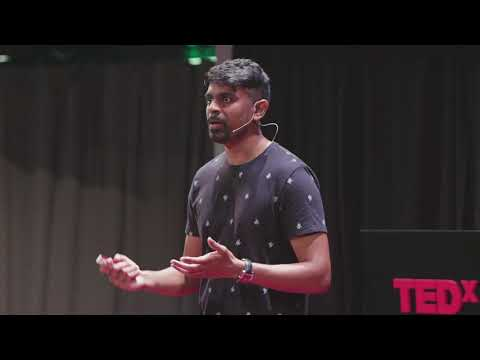 Air-Levitation: A New Hyperloop Transport Method | Vik Parthiban | TEDxBeaconStreetSalon