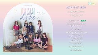 #드림노트 #dreamnote #dreamlike [드림노트] the anecdote of dreamnote -1st single album dreamlike- [dreamnote official channel] twitter : https://twitter.co...