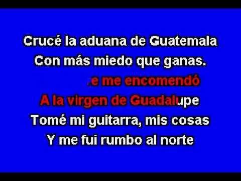 Ricardo Arjona  - Mexico - Karaoke 2014