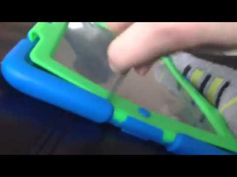How to take off the iPad 2 griffin survivor case
