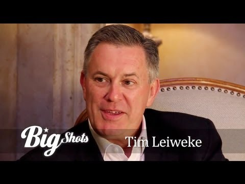 """Big Shots with Giselle Fernandez""  Tim Leiweke interview"