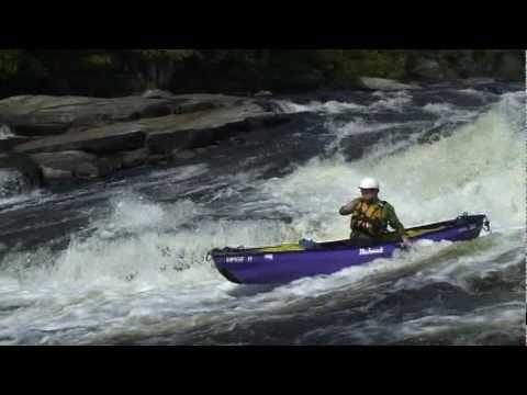 Pukaskwa River IV [Whitewater Canoeing]