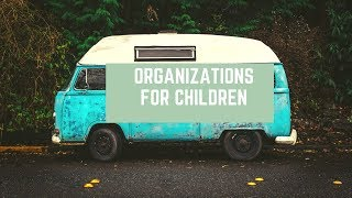 Lesson on Organizations for Childrens