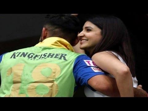 Virat Kohli breaks rules for girlfriend Anushka Sharma during IPL