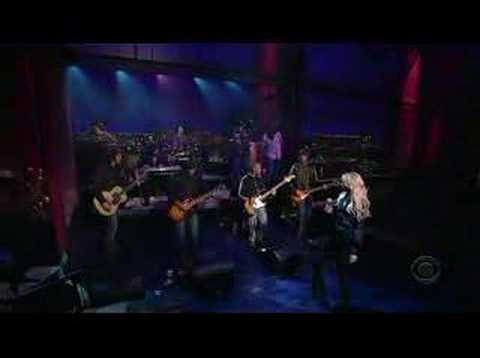 Faith Hill - Stronger (Live On Letterman 2007)