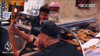 #PorUnaSonrisaChallenge #TheSmileChallenge por un mundo más tolerante - Nicky Jam