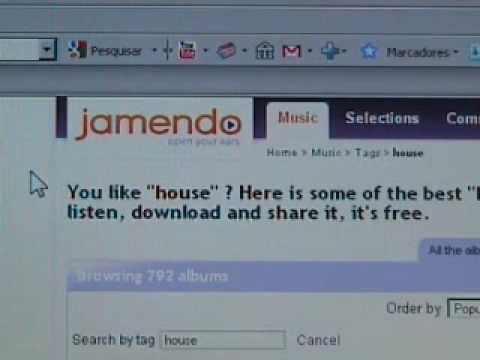 Free and Legal Music On www.jamendo.com