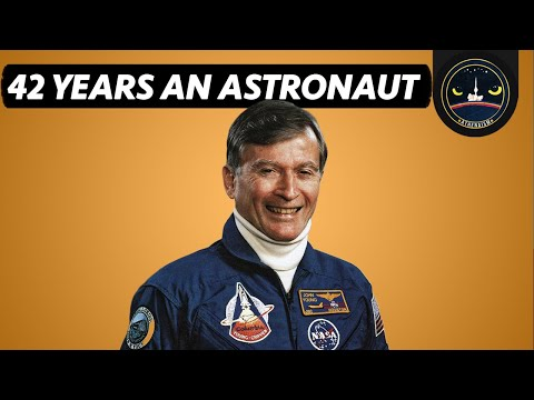 John W Young: The Greatest Astronaut You've Never Heard Of