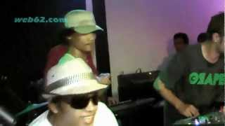 Yoyo yaya Dj Klah and Dub Addiction live at Equinox Phnom Penh @ web62.com