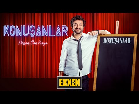 #Konuşanlar Ilk Bölümüyle #EXXEN 'de💛 Exxen.com'a Gir, üye Ol Ve Hemen Izlemeye Başla!