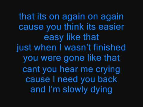 Melanie Fiona-Gone And Never Coming Back