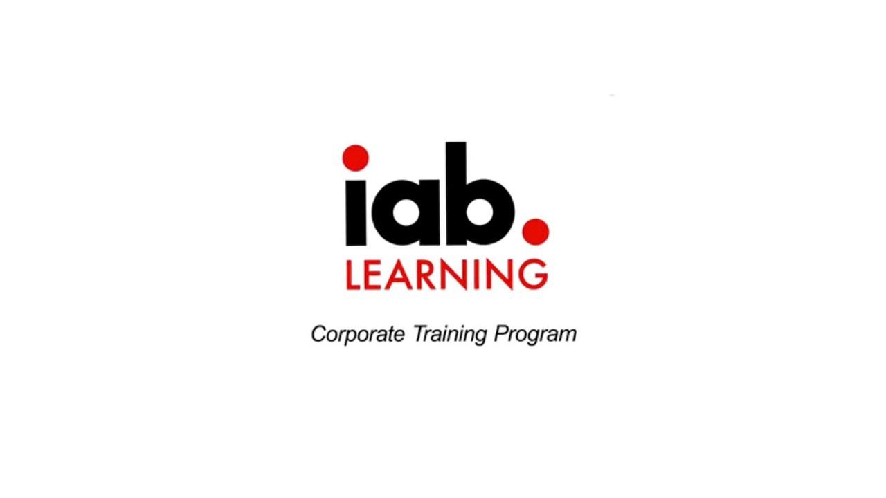 IAB Corporate Training Programs for Digital Advertising & Media