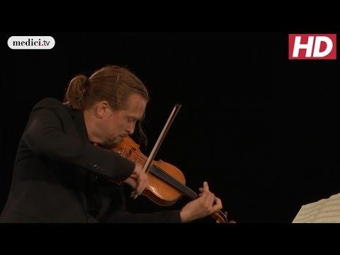 Christian Tetzlaff - Sonata for Solo Violin No. 3 - Bach: Verbier Festival 2016