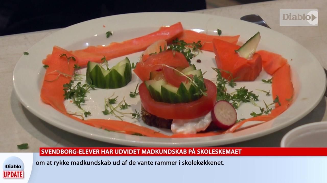Diablo Update - Svendborg-elever har udvidet madkundskab på skoleskemaet