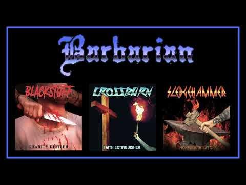BARBARIAN - Birth and Death of Rish'ah