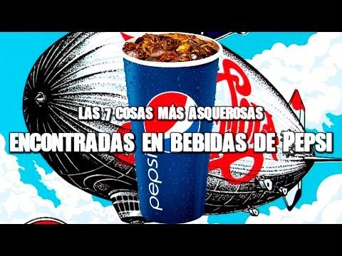 7 cosas más asquerosas encontradas en bebidas de Pepsi