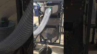 How It works - Sifting process and dust and impurities removal - 2