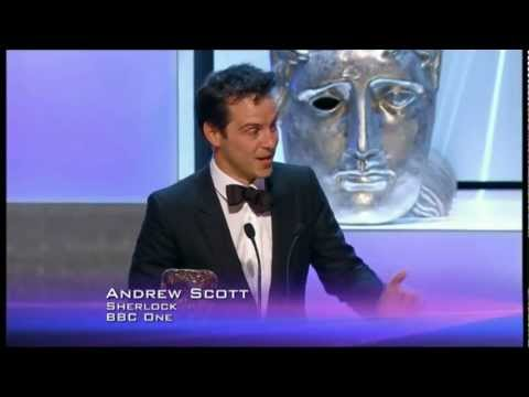 Andrew Scott: Best Supporting Actor Winner  BAFTA 2012