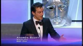 Andrew Scott: Best Supporting Actor Winner | BAFTA 2012