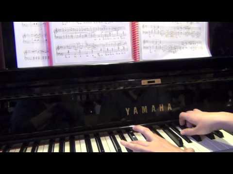 Indicación didáctica para trino en Chopin, nocturno