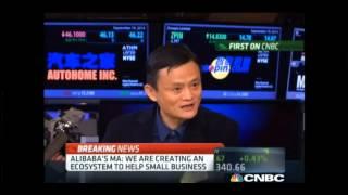 Alibaba Chairman Jack Ma Rare Interview 2014