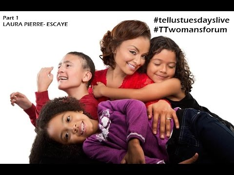 Tell us Tuesdays - T&T Woman's Forum - Laura Pierre-Escaye