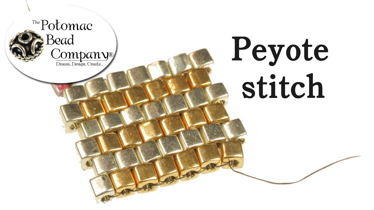 tubular peyote stitch instructions