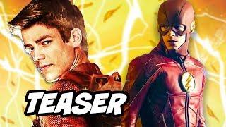 The Flash Season 4 Episode 1 - New Flash Suit Teaser Breakdown