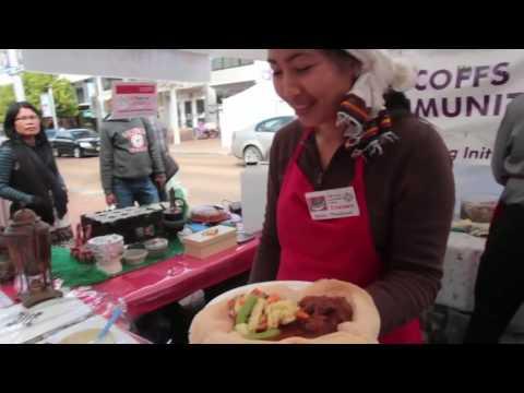 074   Ethiopia    Seké The Ethiopian cook in Australia