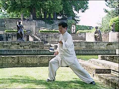 Tai Chi with Master Jian Liujun