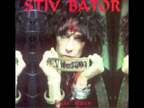 Stiv Bators  Last Race Full Album