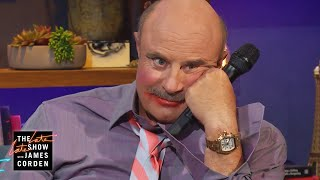 Dr. Phil Is a MESS Without His Team